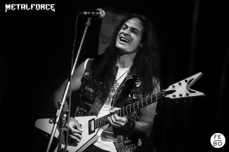 ANGUISH FORCE Efesto Metal Bresso 12 - Efesto Metal Fest - Bresso (MI) - live