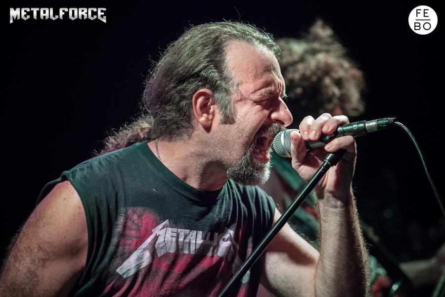 ANGUISH FORCE Efesto Metal Bresso 13 - Efesto Metal Fest - Bresso (MI) - live