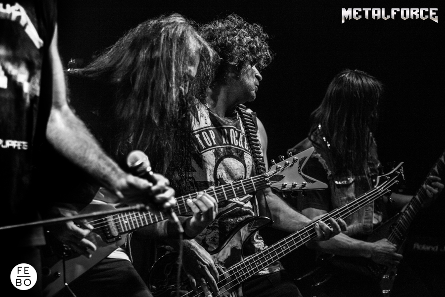 ANGUISH FORCE Efesto Metal Bresso 16 - New pictures from the stage - news-news
