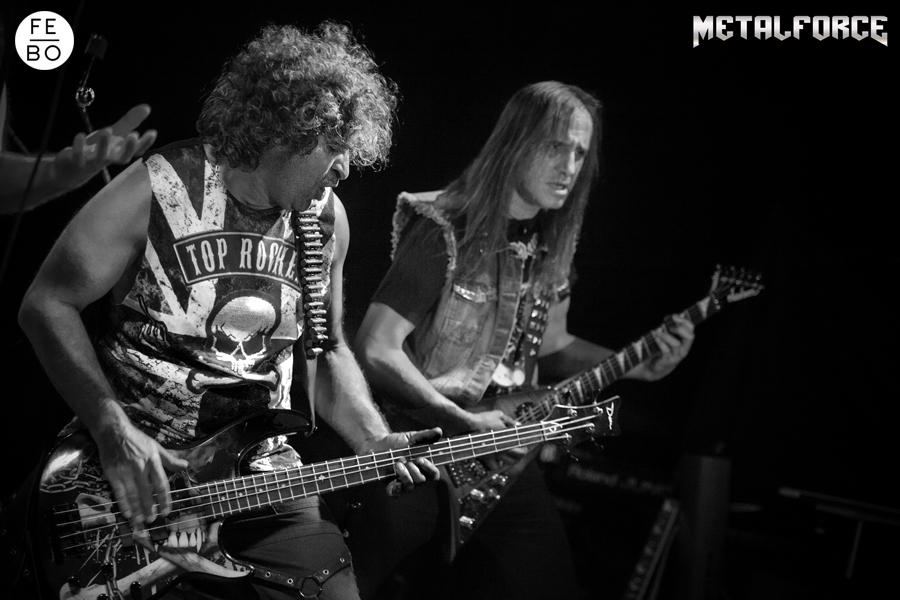 ANGUISH FORCE Efesto Metal Bresso 2 - Efesto Metal Fest - Bresso (MI) - live