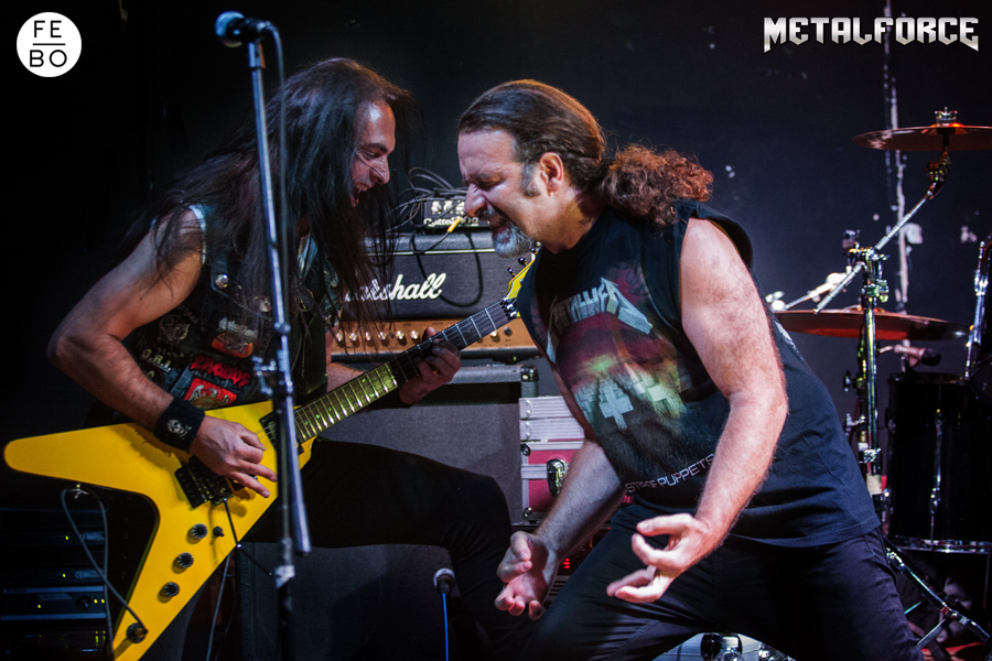 ANGUISH FORCE Efesto Metal Bresso 6 - Efesto Metal Fest - Bresso (MI) - live