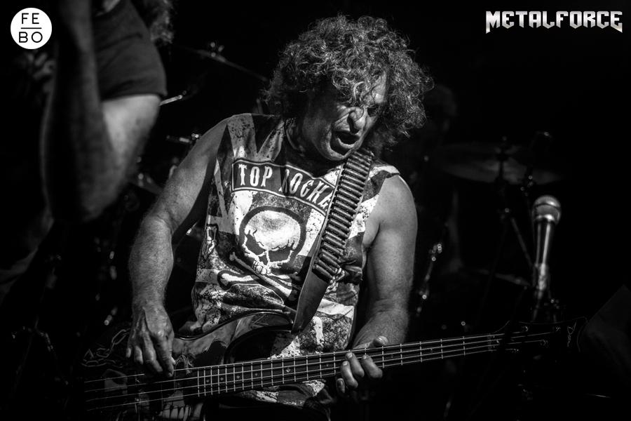 ANGUISH FORCE Efesto Metal Bresso 8 - Efesto Metal Fest - Bresso (MI) - live