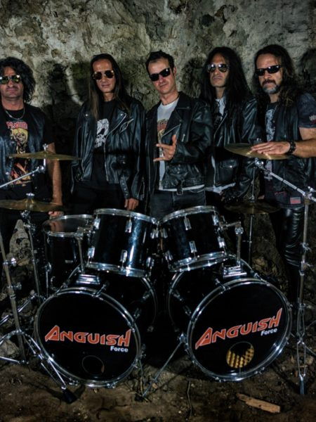 Anguish Force Metal Band 2017 1 450x600 - New Album updates... - news-news