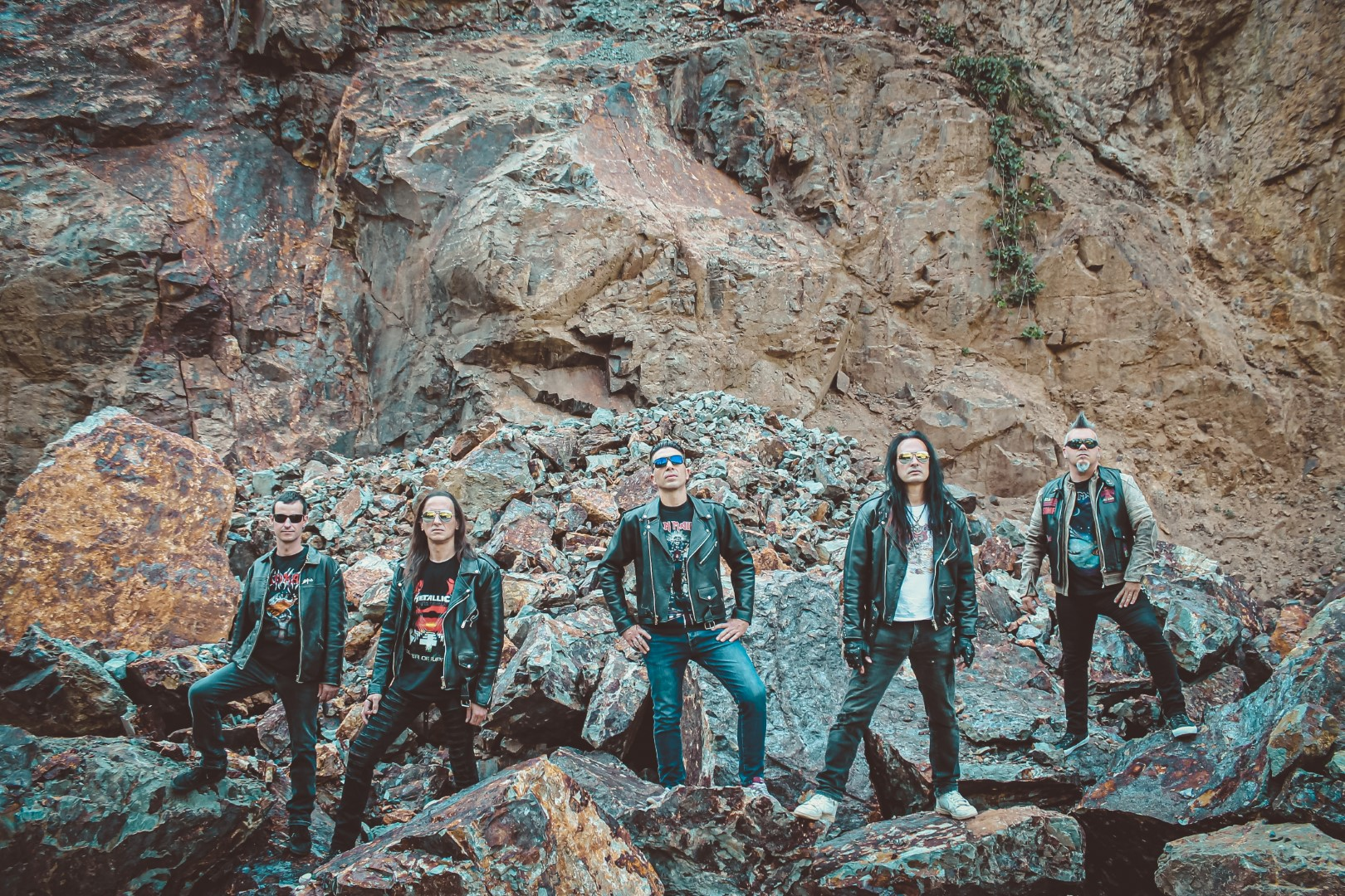 Anguish Force Pietraia9 - Line Up - band-