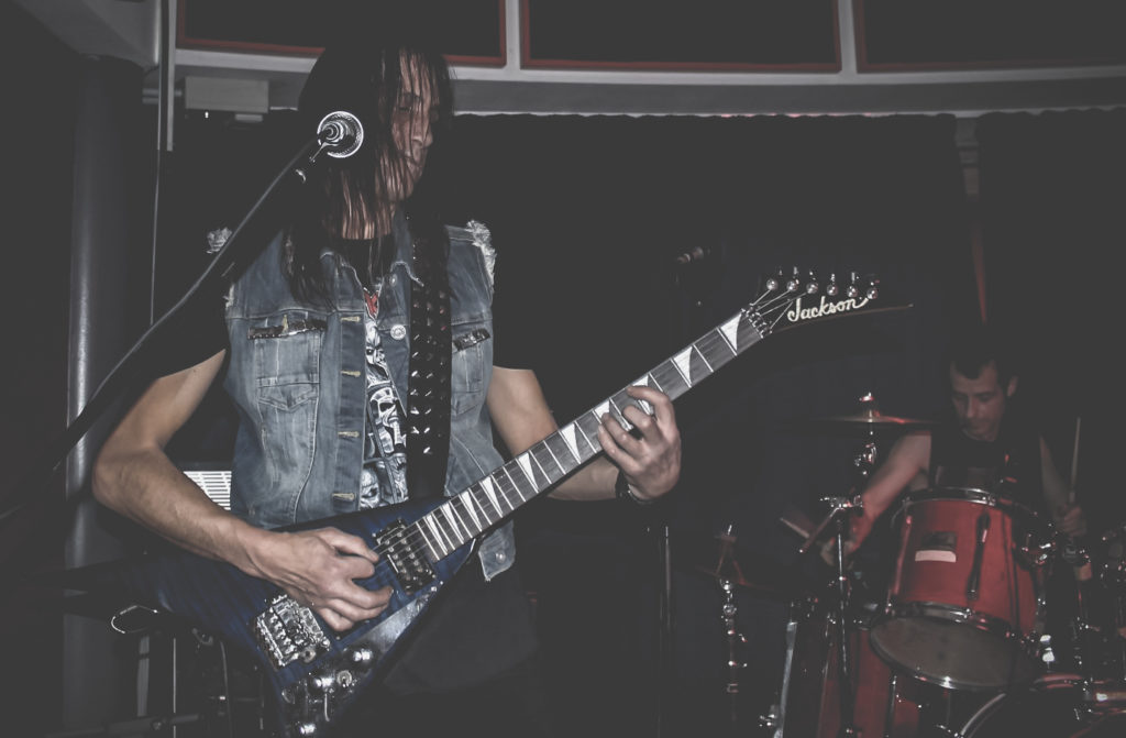 Anguish Force Krampus Metal Night 25 1024x671 - Krampus Metal Night (BZ) - live