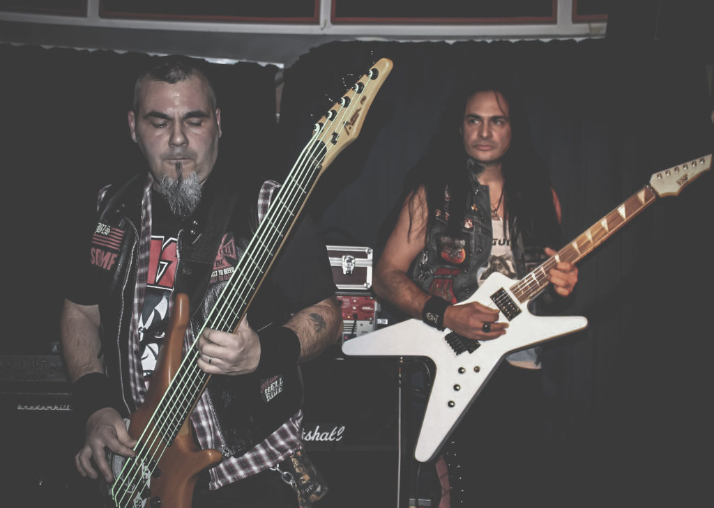 Anguish Force Krampus Metal Night 30 1024x729 - Krampus Metal Night (BZ) - live
