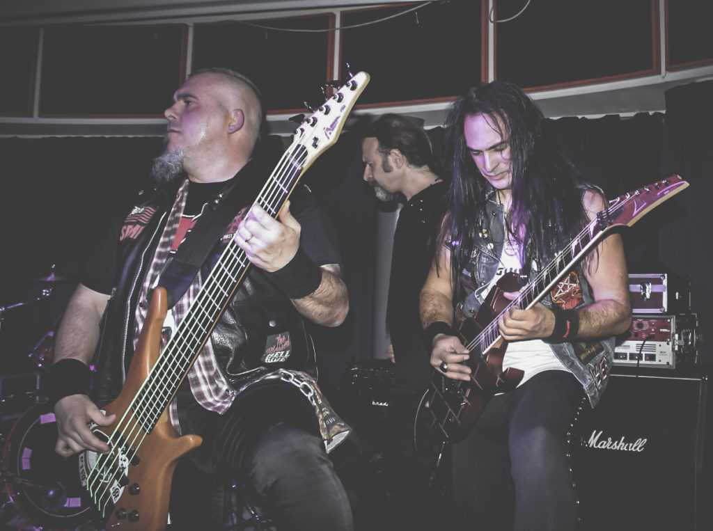 Anguish Force Krampus Metal Night 6 1024x763 - Krampus Metal Night (BZ) - live