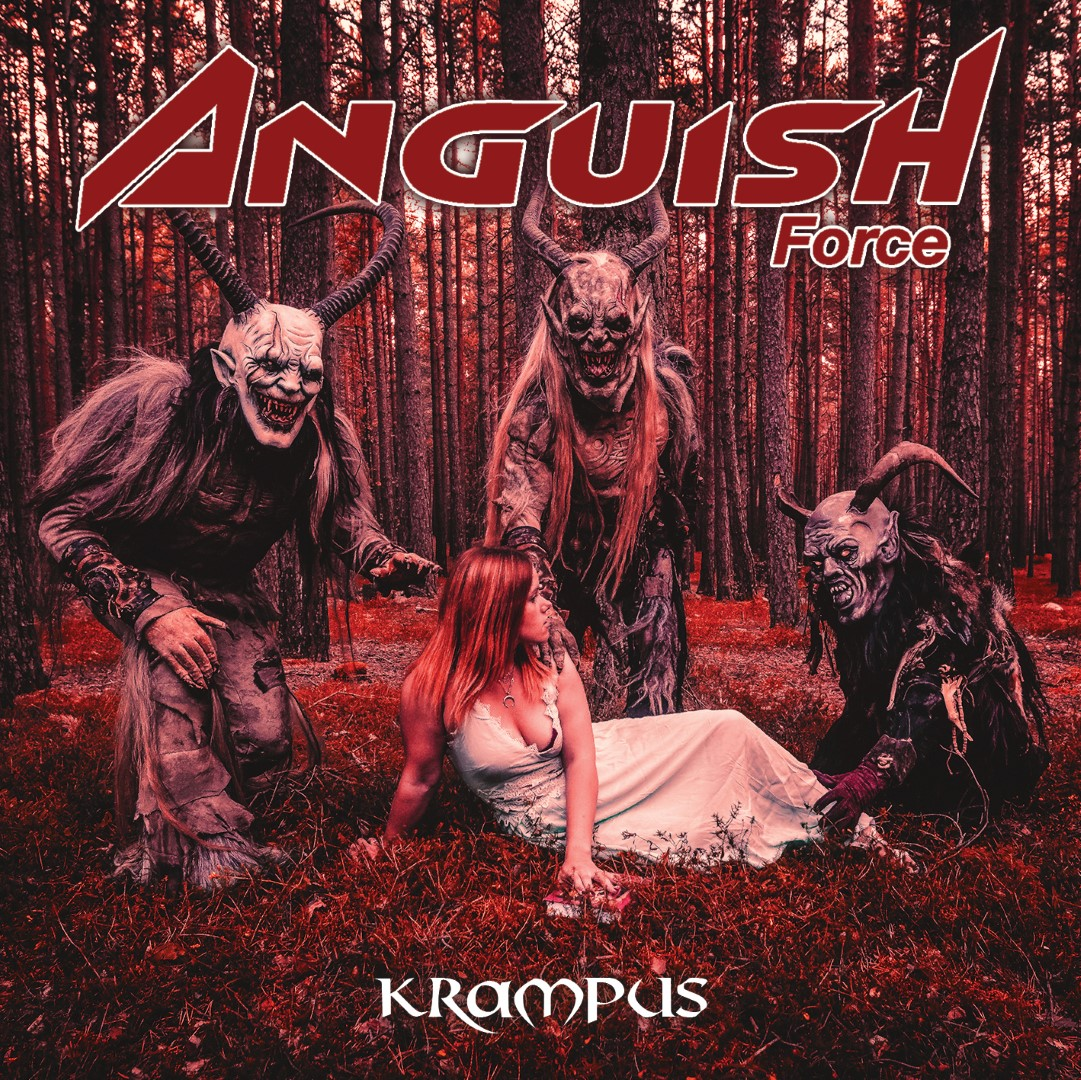 "NEW EP & Videoclip ""Krampus"" Now available!"