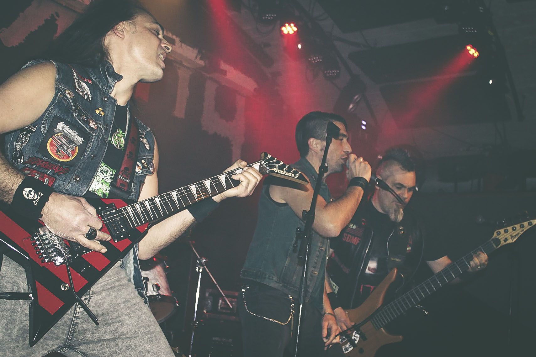 Anguish Force Austria 2 - Innsbruck supporting Atrophy - live-